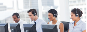 Call center VoIP solution